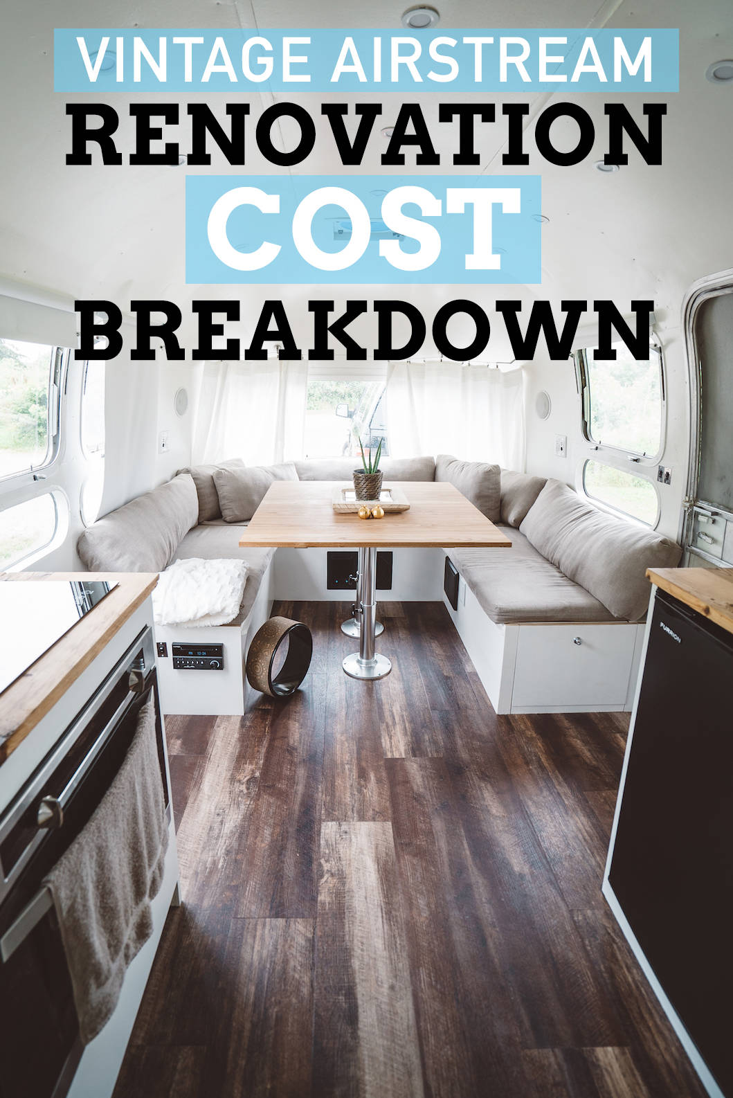 Airstream Renovation Cost Breakdown