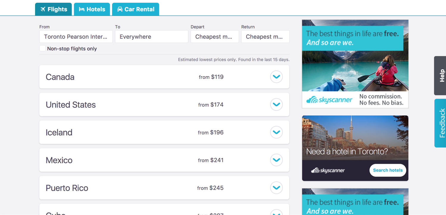 10 Best Tools for Running Your Online Business in 2018 Skyscanner Cheapest Flights
