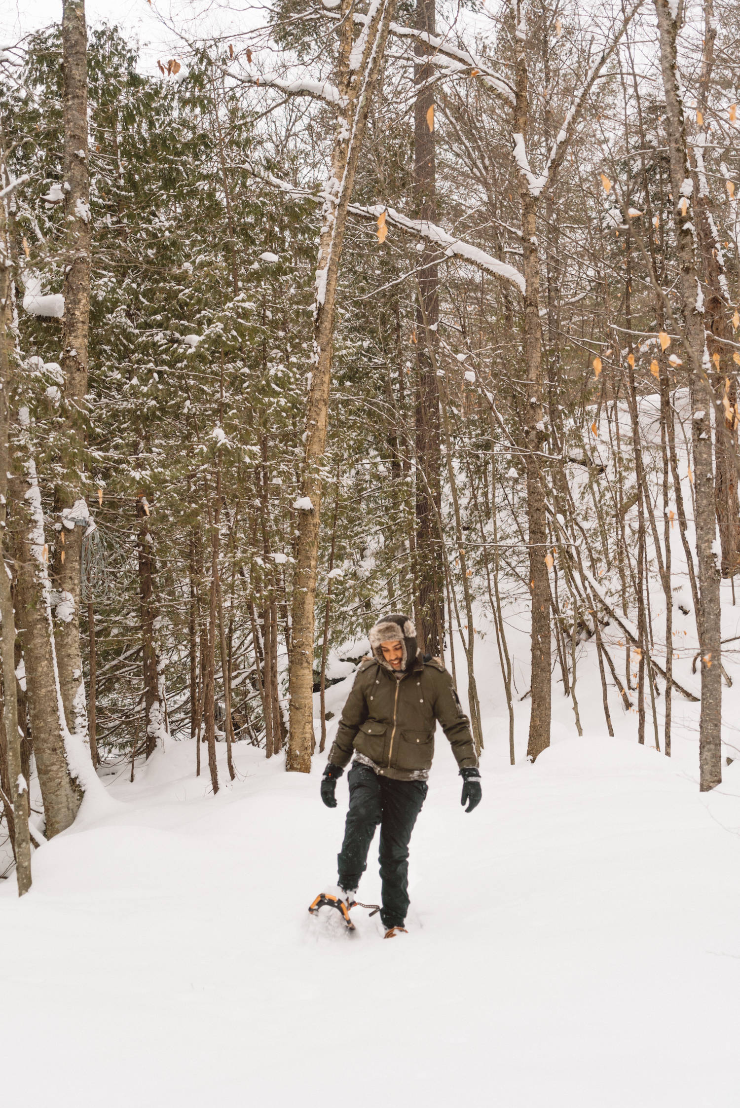 Snow Shoeing Ontario_3