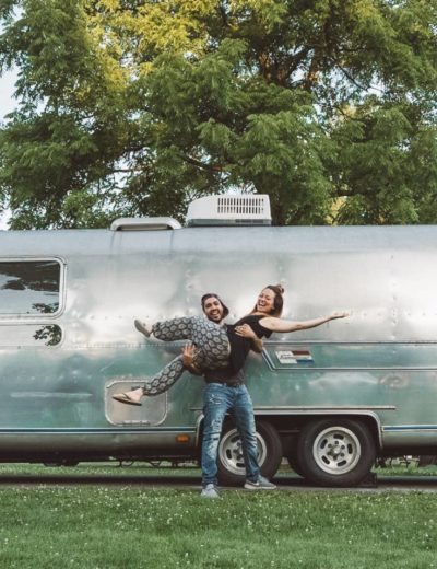 Living In An Airstream Tiny House Living: What I Learned After One Year