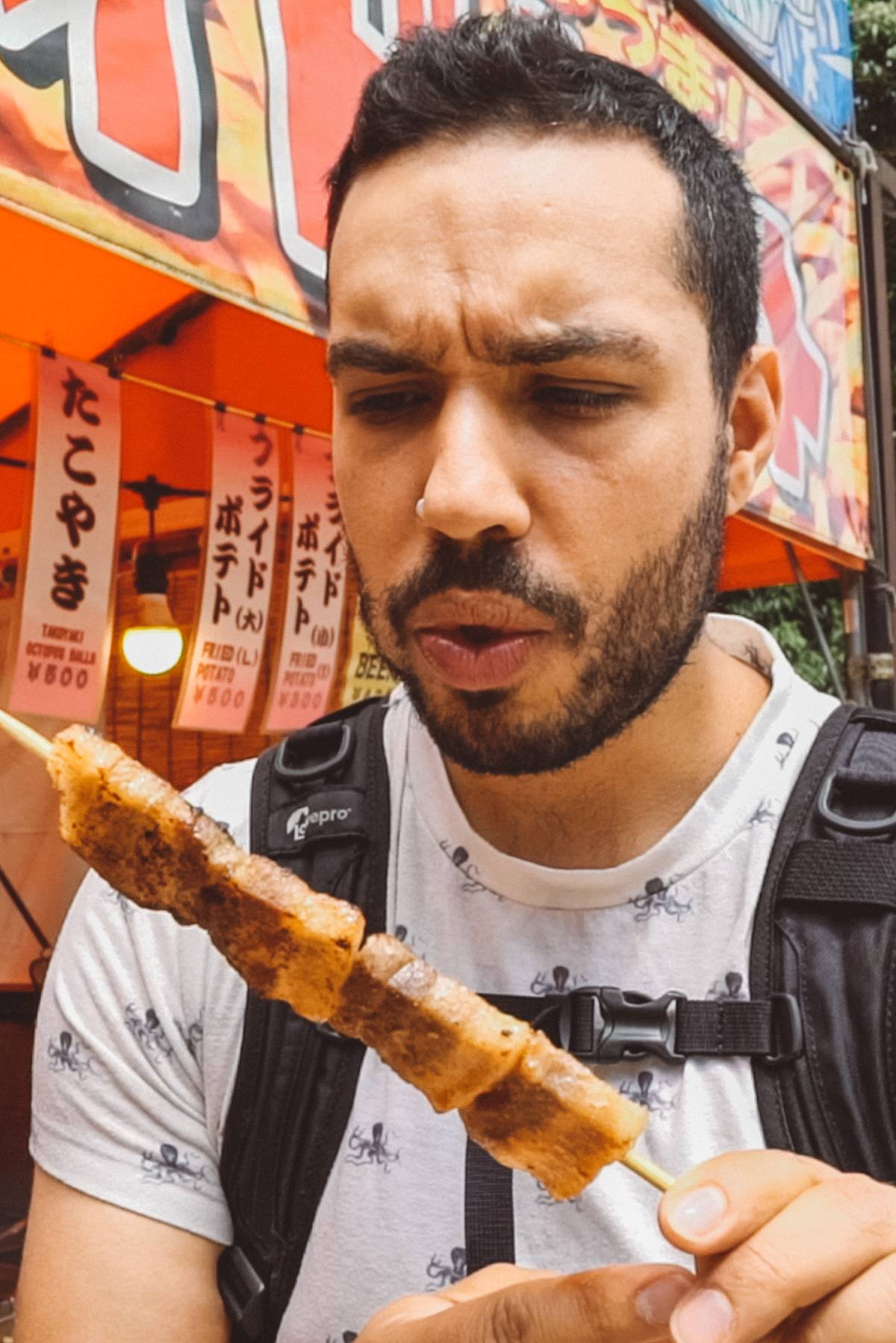 10 Must-Try Japanese Food Experiences Street Meat