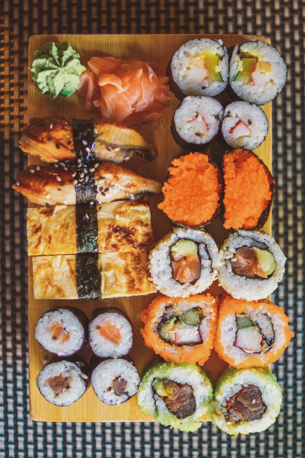 10 Must-Try Japanese Food Experiences Sushi