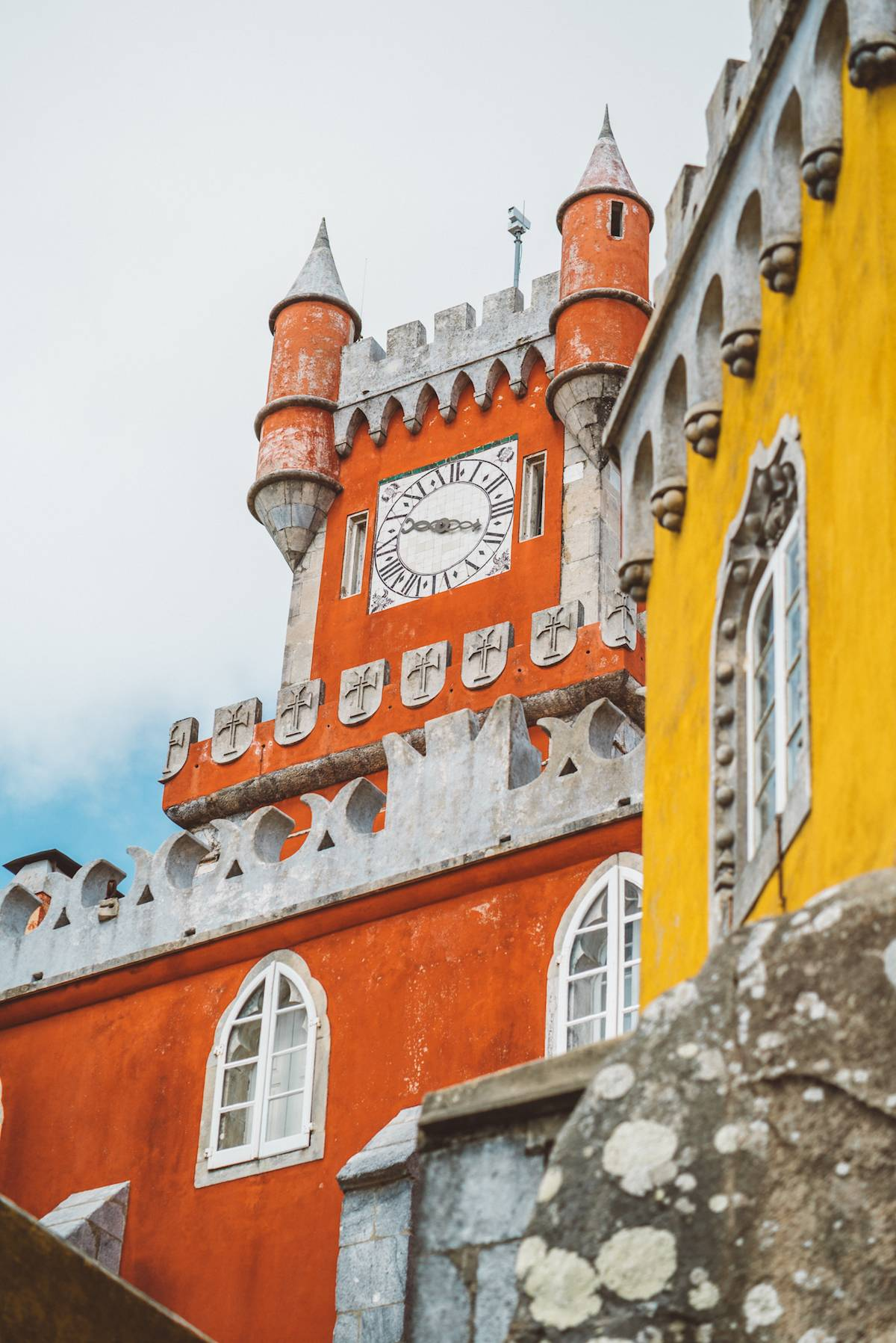 Castle Pena Palace Portugal