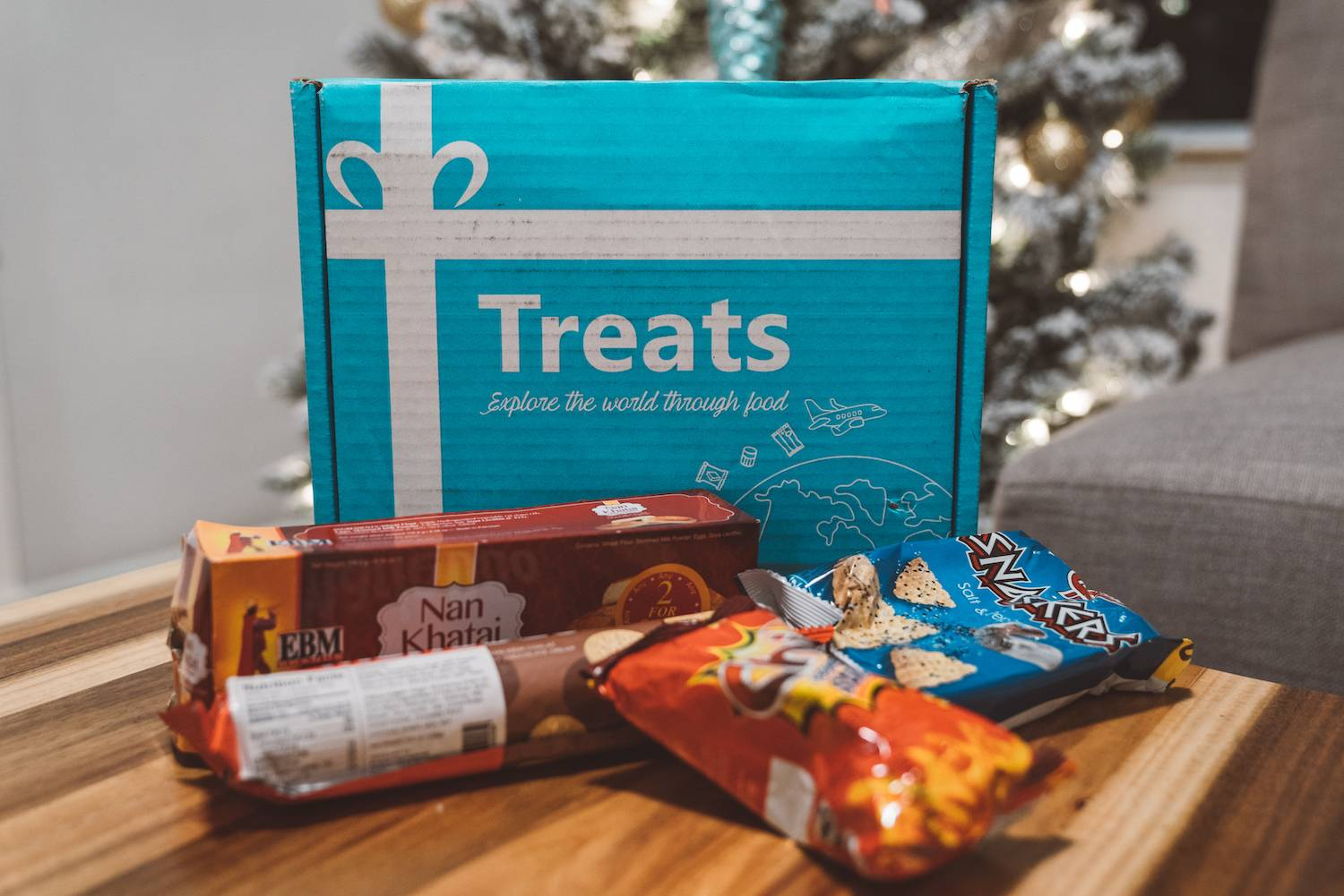 Holiday Gift Guide for Travel 2018 International Treats