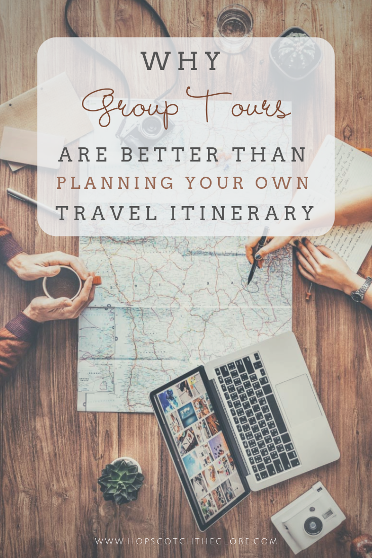 Why Group tours better than planning your own travel itinerary_first