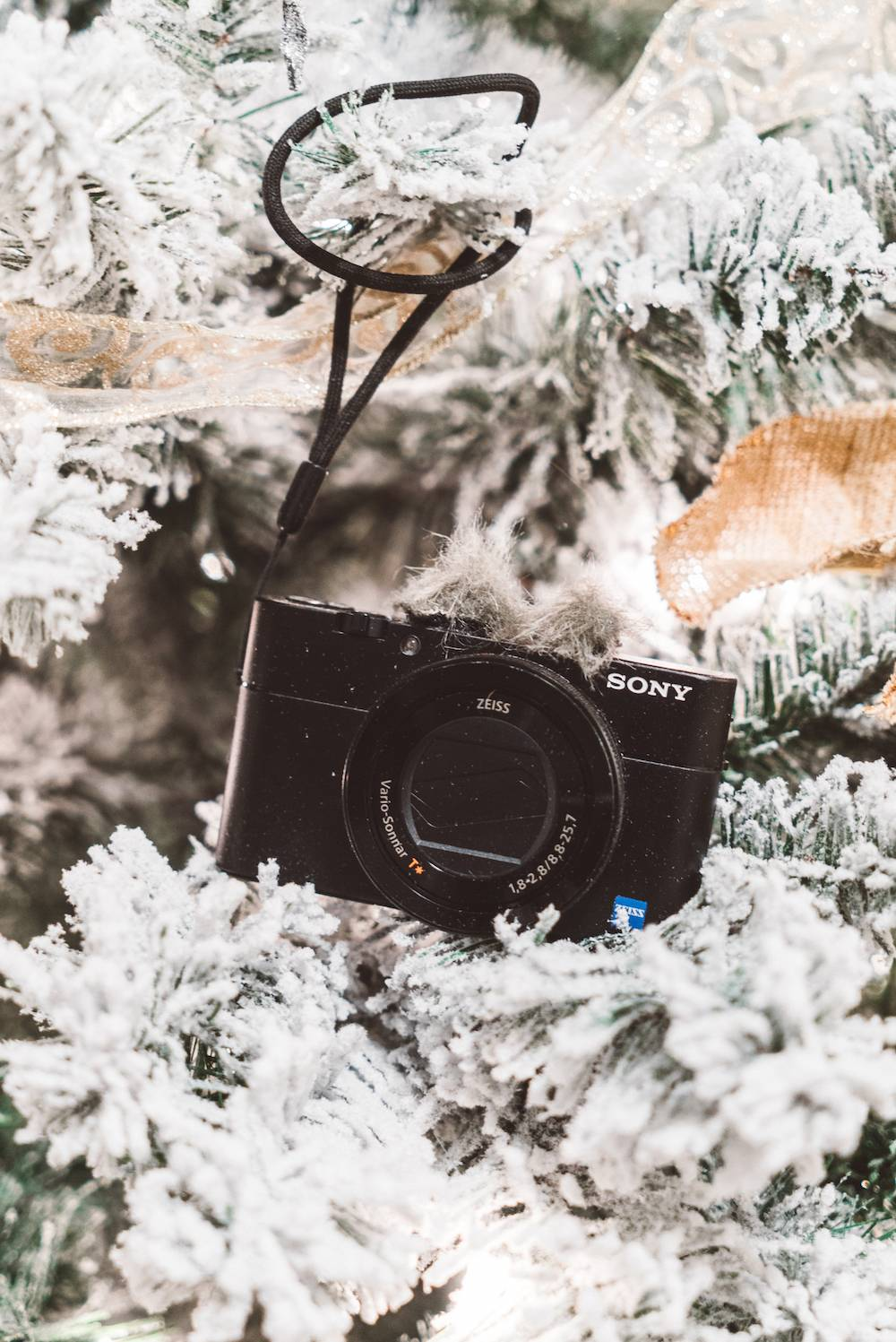 Sony RX100 VA best holiday gift ideas for travel