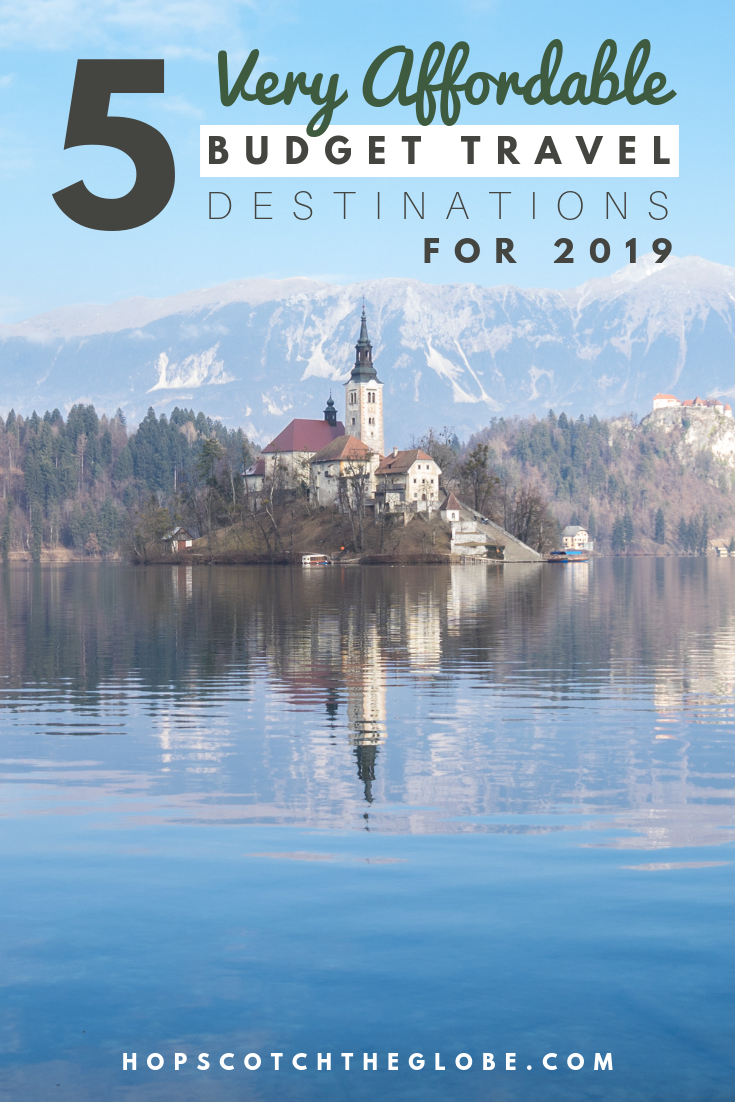 Budget travel destinations 2019