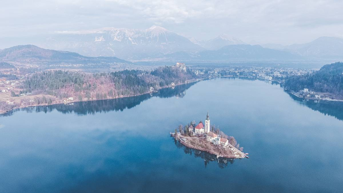 Lake Bled Slovenia Budget Travel Destination