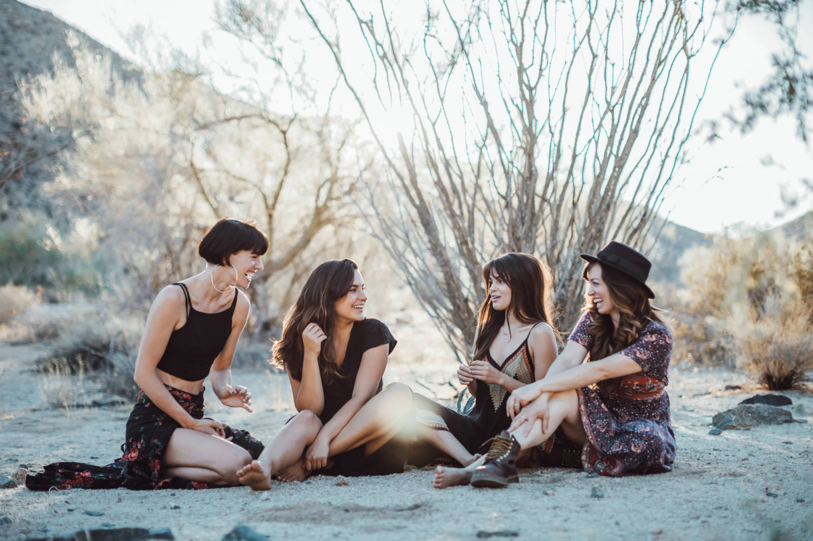 girls trip palm springs