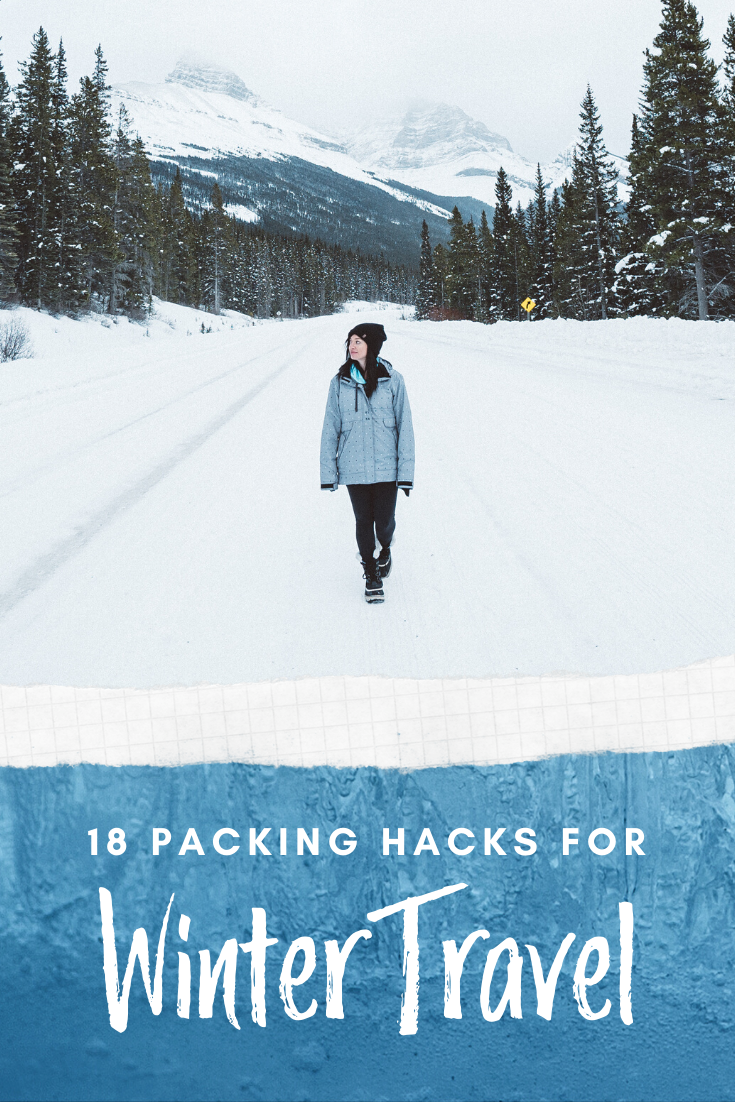 18 Packing Hacks for Winter Travel