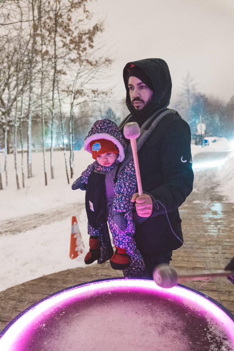 Terra Lumina Night Walk Experience at the Toronto Zoo