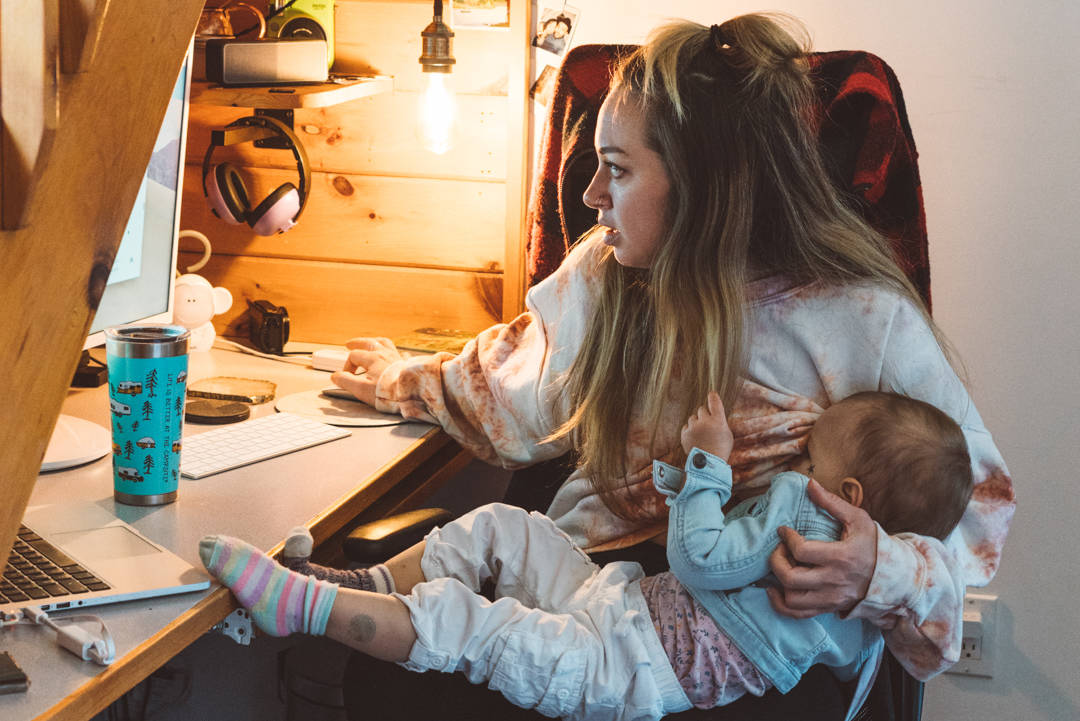 Tips from 12 Experts: Working From Home With Kids