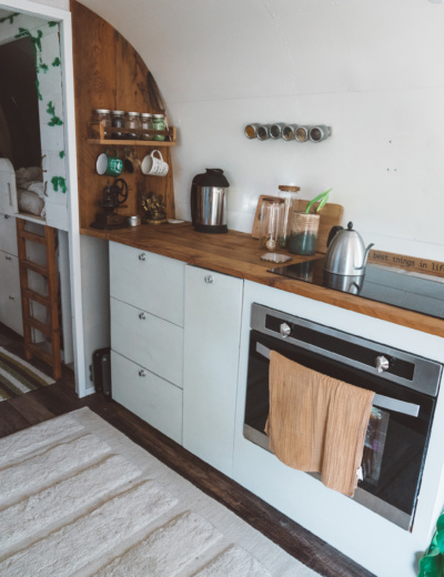 Eco-Friendly Airstream Renovation: Products We Used