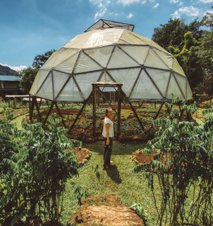 We Spent 1 Month Living in an Eco Community in Costa Rica