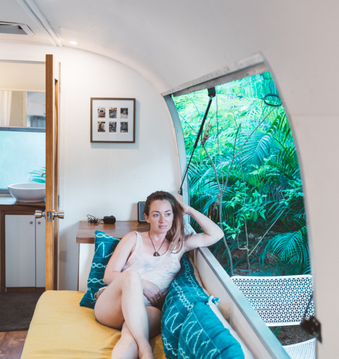 You Can Stay in This Airstream by the Sea in Nosara, Costa Rica
