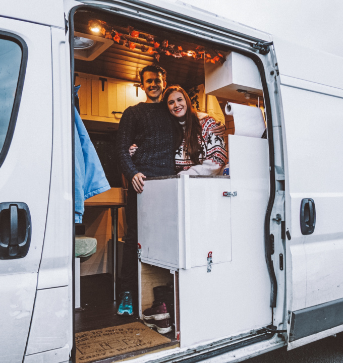 How To Convert A Van As A Couple (And Not Break Up)